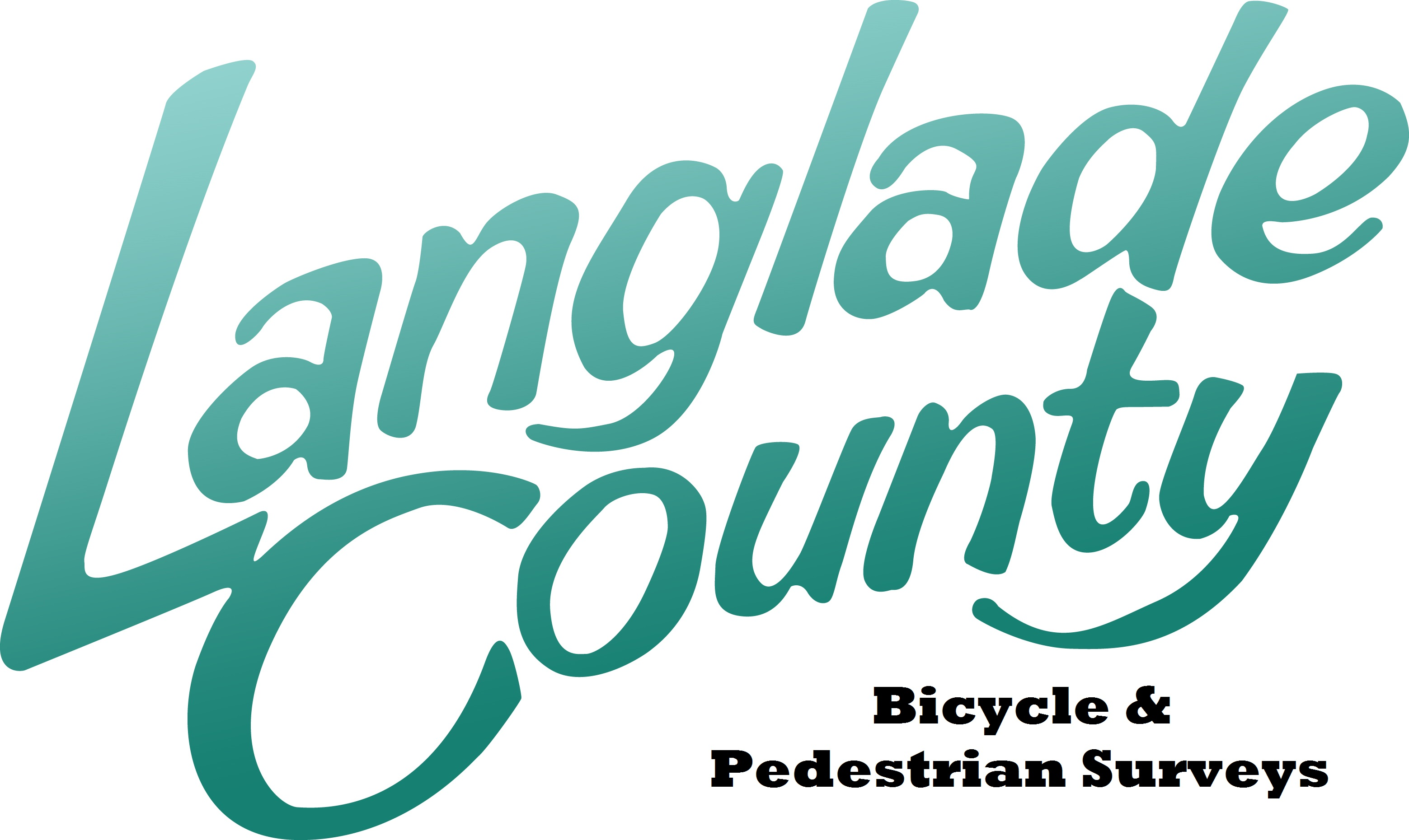 Langlade County Bicycle & Pedestrian Surveys