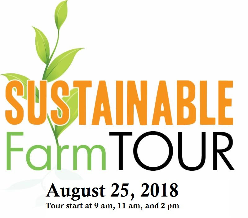 Sustainable Farm Tour 2018