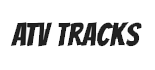 ATV Tracks Logo