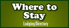 Where to Stay - Lodging Directory